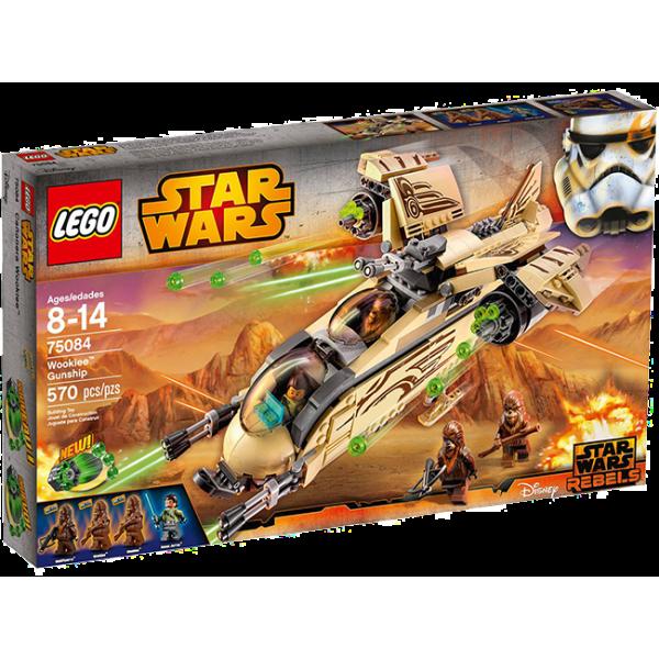 Lego 75084 - Wookie Gunship